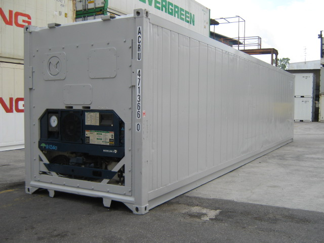 Refrigerated Container | ADcel